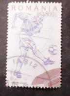 Roumanie > 1948-.... Républiques   1991-00 >     Oblitérés N° 4447 - Usati