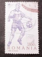 Roumanie > 1948-.... Républiques   1991-00 >     Oblitérés N° 4449 - Usati