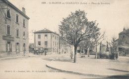 42 // SAINT MARTIN EN COAILLEUX   Place De Lavalette  Edit Grosbon - Other Municipalities