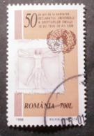 Roumanie > 1948-.... Républiques    > 1991-00 >  Oblitérés N° 4494 - Usati