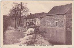 23 - La Creuse Illustrée - Vieux Moulin Su L'Ardour - 1937 - Watermolens