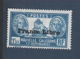 Timbre Nouvelle-Calédonie 1 F 50 N° 220 Gomme Charnière Tropicale - Nuovi