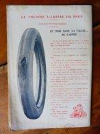 Dessin Publicitaire De E. L. Cousyn  Pour  Michelin (Le Théâtre Illustré Du Pneu)   LE LISSE DANS LA VALLÉE ...DE LARMES - Unclassified