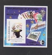 CNEP-2013-N°63** LA MAGIE .Salon Philathélique De MACON - CNEP