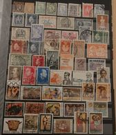 Grece / Hellas 100 Timbres Différents - Collections