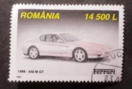 Roumanie > 1948-.... Républiques  1991-00 >    Oblitérés N°4580 - Usati