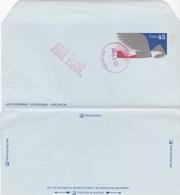 Air Mail - USA 45 Dated Nov 19 '92 - Poste Aérienne