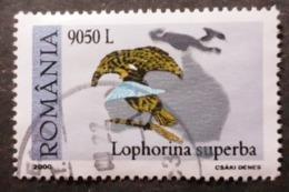 Roumanie > 1948-.... Républiques  1991-00 >    Oblitérés N°4603 - Usati