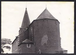 PERSFOTO ST MARTENS VOEREN - Decanale Kerk - Niet Courant !! - Fourons - Voeren