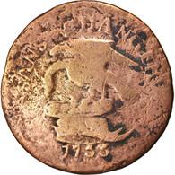 Monnaie, Isle Of Man, Penny, 1733, Pobjoy Mint, B+, Bronze, KM:5a - Regionale Währungen