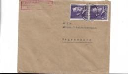 Brief Aus Krakau 1944 - Occupation 1938-45