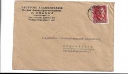 Brief Aus Krakau 1943 - Occupation 1938-45