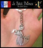 1 Porte Clés NEUF En Métal ( Keychain ) - Le Petit Prince Saint-Exupéry ( Ref 1 ) - Porte-clefs