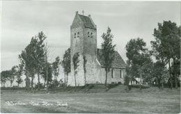 Westhem; Terpgezicht Met Ned. Herv. Kerk - Niet Gelopen. (A. V.d. Meer - Blauwhuis) - Niederlande