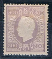 Portugal, 1870/6, # 47a Dent. 13 1/2, Tipo I, MH - 1862-1884 : D.Luiz I