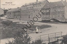 Postkaart - Carte Postale - BAELEN - MEMBACH - Pensionat St Joseph (B380) - Baelen