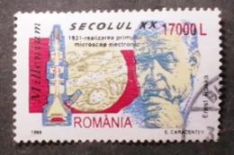 Roumanie > 1948-.... Républiques >  1991-00 > Oblitérés  N° 4560 - Usati