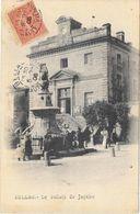 BELLAC : LE PALAIS DE JUSTICE - Bellac