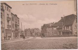 CP DE PANNE LA PANNE Avenue Des Chaloupes - De Panne