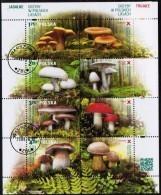 POLAND 2014 Mushrooms In The Polish Forests; Mini Sheet - 1944-.... Republic