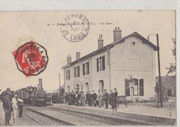 QUINCE BRISSAC  La Gare - Autres Communes