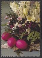 HUNGARY - 1993.Postal Stationery Postcard - Easter/Easter Eggs   USED!!! Cat.No.1409/012. - Interi Postali