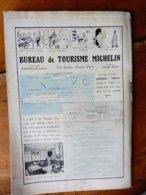 Dessin Publicitaire   Pour  Michelin (Le Théâtre Illustré Du Pneu)  BUREAU DE TOURISME MICHELIN - Other