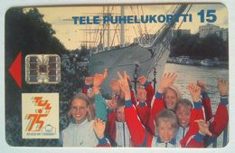 15 Mk Tele Puhelukortti  (complimentary Card) - Finland