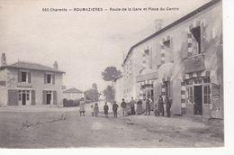 Roumaziere  Lot 3 Cartes - Autres Communes