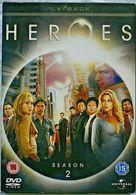 HEROES  - SAISON 2  -  Anglais - B9 - Séries Et Programmes TV