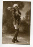 NU French Charm 109 Jean  AGELOU GA Série 167 Mutine Jeune Femme Relevant Jupe Montrant Sa Nudité  EROTISME - Fine Nudes (adults < 1960)