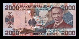 Sierra Leone 2000 Leones 2006 Pick 26c SC UNC - Sierra Leone