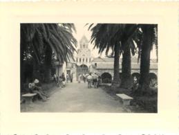 ILE DE SAINT HONORAT  ABBAYE DE LERINS PHOTO ORIGINALE 10.50 X 8 CM - Orte