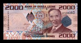 Sierra Leona Leone 2000 Leones 2010 Pick 31 SC UNC - Sierra Leone