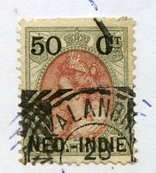 Vierkantstempel PANKALANBRANDAN Very Fine (29785-2) - Niederländisch-Indien
