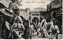 Tanger,Maroc Les Trois Portes  (12776) - Tanger