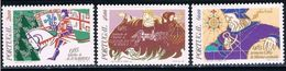 Portugal, 1985, # 1704/6, MNH - 1910-... Republic