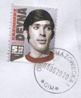 Poland 2019 Mi 5146 Kazimierz Deyna Excellent Polish Footballer, Sport Manchester United P22 - Usati