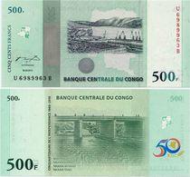 CONGO       100 Francs       Comm.       P-100a       30.6.2010       UNC - Democratic Republic Of The Congo & Zaire
