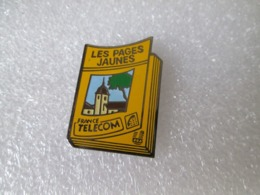 PIN'S   FRANCE TELECOM - France Telecom