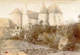 Indre Le Château De Puyrajoux Photo Format 5.5x8.5 - Photographs
