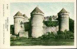 52 - Lassay : Le Château - History