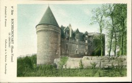 87 - Rochechouart : Le Château - History