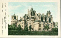24 - Les Châteaux Du Périgord : Lambertie - History