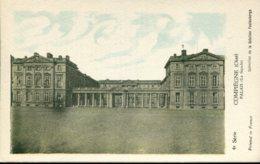 60 - Compiègne : Palais (La Façade) - History