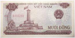 Viet-Nam - 10 Dong - 1985 - PICK 93a - SPL - Viêt-Nam