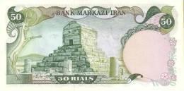 PERSIA P. 101c 50 R 1974 UNC - Iran