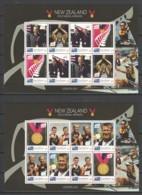 Rarotonga (Cook Islands) - Set 2 Of 2 Sheets MNH SUMMER OLYMPICS LONDON 2012 (*) - Eté 2012: Londres