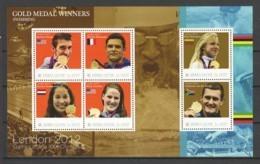 Sierra Leone - MNH Sheet SUMMER OLYMPICS LONDON 2012 (*) - Eté 2012: Londres