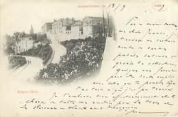 ANGOULEME - Rempart Desaix En 1899 - Angouleme